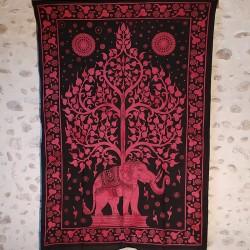 Éléphant arbre de vie