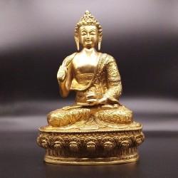Bouddha   Abhaya-mudrā
